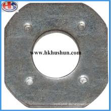 Nickel Plated Square Stamping Teile können Custom (Hs-Mt-008)