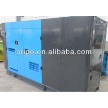 diesel 6cta8.3-g2 160kw/200kva super silence generator muffler