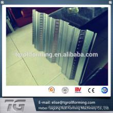 China Preis Stahldach Deck Blatt Rollenformmaschine mit sehr gute Preis / Leistungsverhältnis
