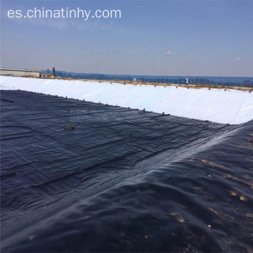 Fish Tank 2mm LDPE HDPE Geomembrane Precio