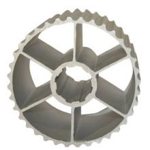 6061 Aluminium-Strangpressprofile für Riemenscheibe