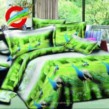 Tela impresa barata del hogar del algodón 100% tela de algodón para la tela del lecho del algodón