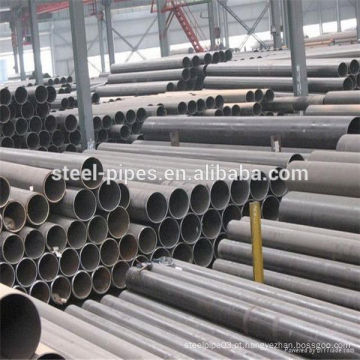 Preço de tubo redondo de aço suave