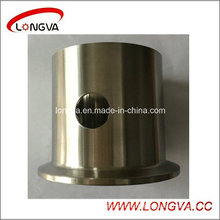 Sanitary Stainless Steel Clamp Ferrule with Hole
