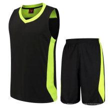 2015 Cómoda Fitness Sports Jersey Nuevo modelo de baloncesto Uniforme