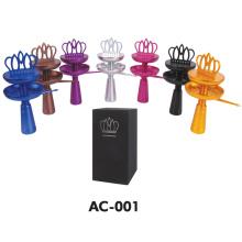 Accessoires de narguilé pour la mode Couronne Narguilé Shisha Minzari Crown Bowl
