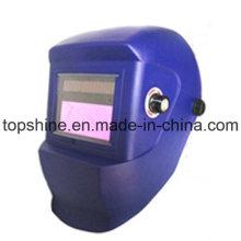 Full Face Standard Industrial Professional PP CE masque de soudure de sécurité
