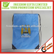 100% Facotry Price Advertising Nylon Drawstring Bag