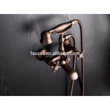 antique style bathroom shower faucets,bronze plated bath shower faucet mixer high quality