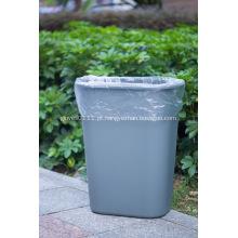 Saco de lixo pesado para jardinagem