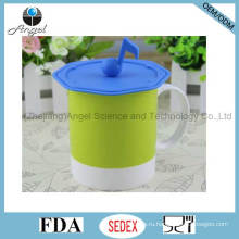 Силиконовая крышка для крышки чашки силиконового цвета для кружки SL13