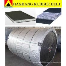 Nn/ep/cc Chevron/heat Resist Rubber Conveyor Belt