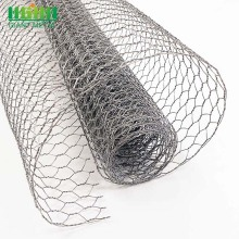 Galvanized Farms Iron Wire Hexagonal Chicken Net Fence