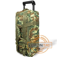 Tactical Trolley Bag with High Strength 1000d Nylon or Cordura
