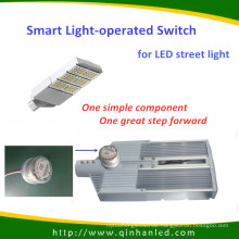 150W LED Road Lamp Using Smart Light Control Switch