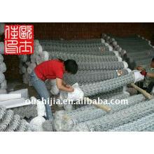 Plain,Twill, Dutch weave Galvanized Hexagonal wire netting
