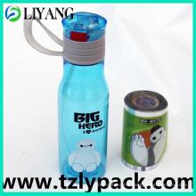Big White, Heat Transfer Film for Plastic Bottle