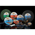 2016 Hot-Selling 4inch Round Brush Cutting Disc for Stainless Steel