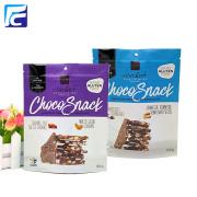 Food Grade Ziplock Plastic Bags For Snack