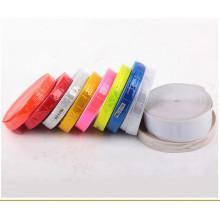 Sicherheits-reflektierendes PVC-Band, Aufklebeband. Reflektierendes Weste-Band