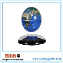Изобретения Магнитный левитированный глобус Земли Плавающий глобус