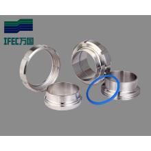 Union sanitaire en acier inoxydable Weild (IFEC-SU100001)