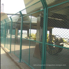 PVC Welded Wire Mesh Security Fence