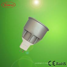 3 * 2W SMD haute puissance nouvelle LED Spot Light