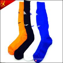 White Cotton Socks Lacrosse for Men Wearing Soccer Socks