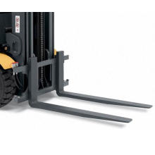 Forklift hinged fork for all brand forklifts