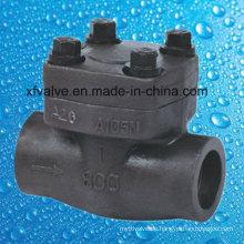 API602 Geschmiedete Stahl Rückschlagventil