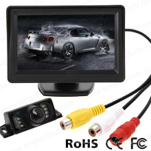 4.3 TFT LCD монитор Автомобильная камера заднего вида для камеры заднего вида