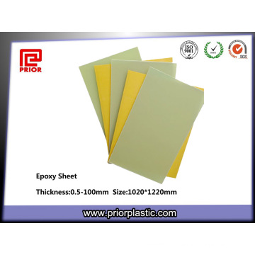 Laminated Glass-Fiber Insulation Epoxy Resin Fr-4