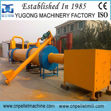 CE approved competitive price professional rotary drum dryer