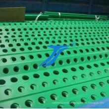 Preço líquido da rede verde / rede anti poeira do vento