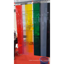 PVC-Luftvorhang für Kühlraum
