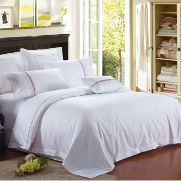 Embroidery Hotel and Home Bedding Set