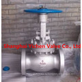 Стандарту API литой стальной запорный клапан (J41H)