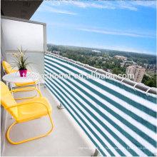 hochwertige verschiedene Farben Balkonnetz in China hergestellt