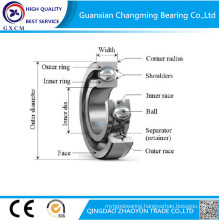 6300 Series Miniature Deep Groove Ball Bearing 6302