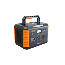 Portable power station for power tool