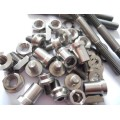 Stainless steel hexagon hollow screw