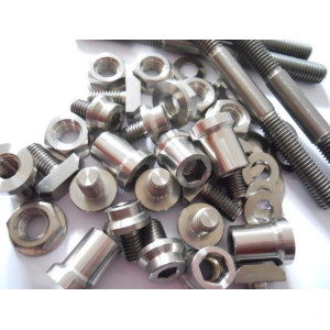 Hex head Carbon Steel Hollow Bolts