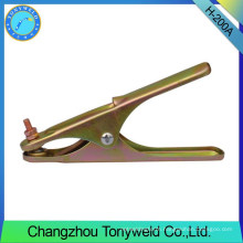200A Holland type tig ground clamp earth clamp