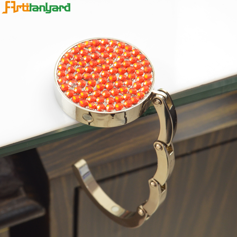 Medal Plated Round Bag Hangers