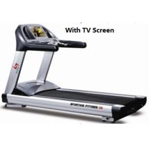 Ginásio Fitness comercial uso máquina de esteira com boa qualidade