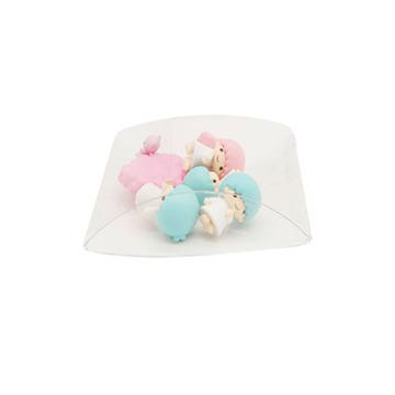 Custom Plastic PVC Pillow Box