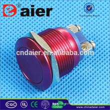 Daier PBS-28B-2-R / R China Interruptor De Metal Pornô