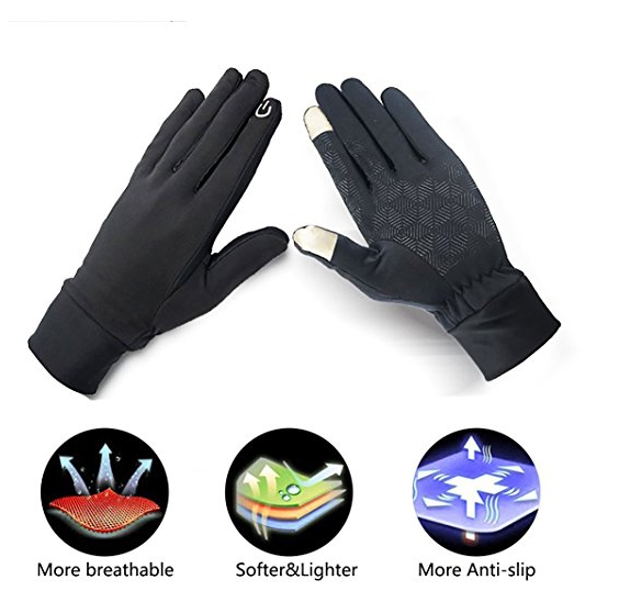 Elastic Design Electric Shock Gloves