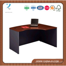 Economical Bow Front Right L-Desk